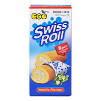 Ego Swiss Roll - Vanilla