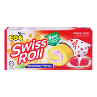 Ego Swiss Roll - Strawberry