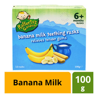 Rafferty's Garden Baby Rusks - Banana Milk