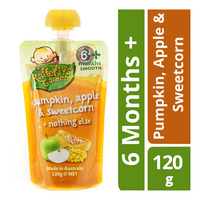 Rafferty's Garden Baby Food - Pumpkin, Apple & Sweetcorn