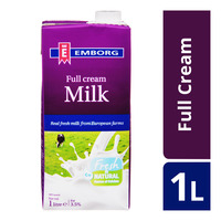 Emborg UHT Milk - Full Cream