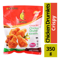 New Moon BBQ Chicken Drumlets - Crispy