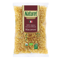 Naturel Organic Pasta - Macaroni