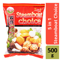 Figo 5 in 1 Steamboat Choice