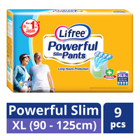 Lifree Powerful Unisex Adult Slim Pants - XL (90 - 125cm)