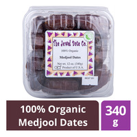100% Organic Medjool Dates