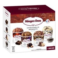 Haagen-Dazs Mini Cups Ice Cream - Chocoholic Moments