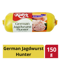 Kelly's Cold Cut Ham - German Jagdwurst Hunter