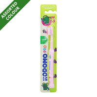 Kodomo Children Toothbrush - Pro (6 - 9 years old)