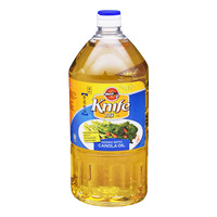 Knife Brand Cooking with Canola Oil