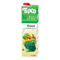 Tipco 100% Veggie Juice - Broccoli & Mixed Fruit