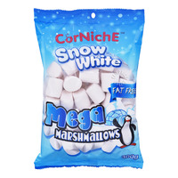 Corniche Snow White Mega Marshmallows