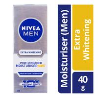 Nivea Men Pore Minimiser Moisturiser - Extra Whitening