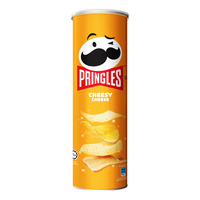 Pringles Potato Crisps - Cheesy Cheese