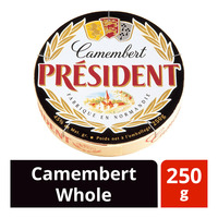 President Cheese - Camembert Whole