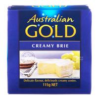 Australian Gold Cheese - Creamy Brie