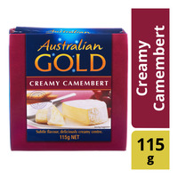 Australian Gold Cheese - Creamy Camembert