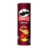 Pringles Potato Crisps - Smoky BBQ