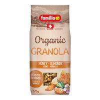 Familia Bio Organic Crunch - Honey Almond