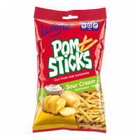 Lorenz Pomsticks Snack - Sour Cream
