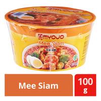 Myojo Instant Bowl Noodles - Mee Siam