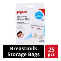 Pigeon Breastmilk Storage Bags  25S