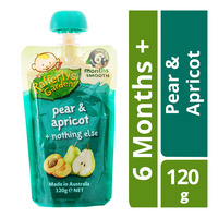 Rafferty's Garden Baby Food - Pear & Apricot