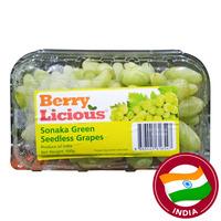 Thompson Seedless India Grapes