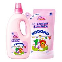 Kodomo Baby Laundry Softener with Refill