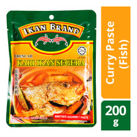 Ikan Brand Instant Curry Paste - Fish