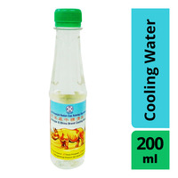 Antelope & Rhino Brand Cooling Water Bottle Drink