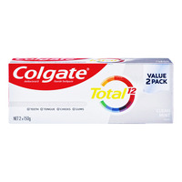 Colgate Total Toothpaste - Clean Mint
