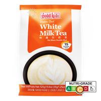 Gold Kili Premium - Double Shot Instant White Milk Tea 15S