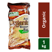 Origins Healthfood Just Brown Rice - Organic