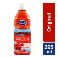 Ocean Spray Cranberry Juice Bottle Drink - Original (Taiwan)