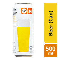 Delhaize 365 Can Beer
