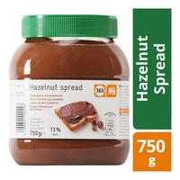 Delhaize 365 Hazelnut Spread