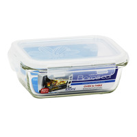 Lock & Lock Boroseal Glass Container - Rectangle