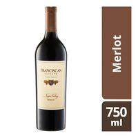 Franciscan Estate Napa Valley Red Wine - Merlot