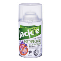 Jackie Dual-Purpose Disinfectant & Air Freshener