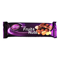 Tango Milk Chocolate Bar - Fruit & Nuts