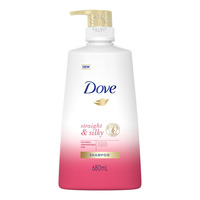Dove Shampoo - Straight & Silky