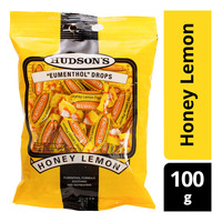 Hudson's Eumenthol Candy Drops - Honey Lemon