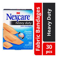 3M Nexcare Fabric Bandages - Heavy Duty