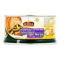 EL-Dina Chicken Meat Loaf - Black Pepper