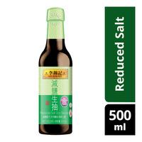 Lee Kum Kee Soy Sauce - Reduced Salt