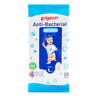 Pigeon Wet Tissues - Anti-Bacterial 20S