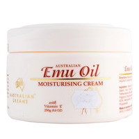 Australian Creams Moisturising Cream - Emu Oil with Vitamin E