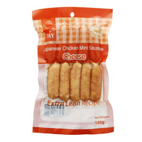 Tay's Frozen Japanese Extra Lean Chicken Mini Sausage - Cheese