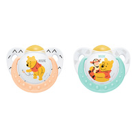 NUK Latex Soother - Winnie (6 - 18 months)